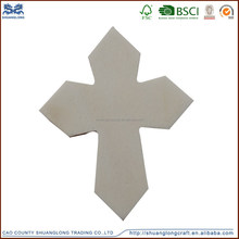 Unfinished wooden crosses wholesale religious jesus , small wooden crucifix crosses