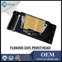 Wholesale price ! Locked F186000 DX5 printhead for epson R1900 print head for epson printer