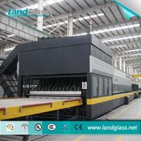 Luoyang LandGlass Electric Heating Furnace glass hardening plant