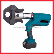 EZ-1550 Battery Powered Clamping Tool with Interchangeable Pressing Head, clamping force of 32KN
