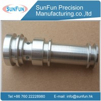 China precision cnc turning machining parts for racing cars