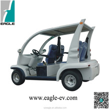 EEC approved street legal utility vehicles China Supplier New Condition 4 seaters electric personal carrier