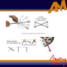 Innovation Cross-Type Folding Wrench