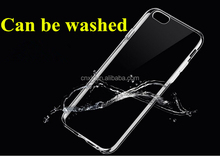 0.6mm Ultra Thin Slim Case for iphone ,CLEAR Silicone TPU soft Back Cover Case For iPhone5 5S
