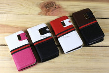 Hot High Qulaity Sofa Leather Case For Iphone5
