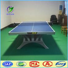 Waterproof flooring/table tennis court floor mat