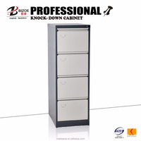 Assessed Supplier mini storage chest/fire proof filing chest/slim file chest
