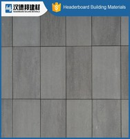 Best quality fire resistant high density fiber cement board made by Headerboard