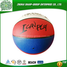 OEM Heat transfer printing pu basketball supplier