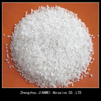 High Purity White Fused Alumina, polishing materials, white aluminium oxide From Factory