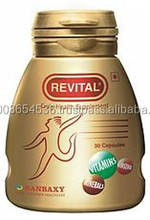 Ranbaxy Revital - 30 capsules