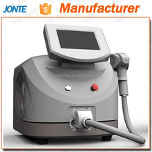 2015 Latest Spa/salon equipments permanent and painless hair removal promotion 808 laser diode device