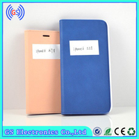 Wholesale Mobile Phones Wallet Case Cover With Stand ,Wallet Leather Case For Iphone 6 Plus