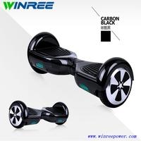 6.5 Inch General Model 2 wheel Mini Smart Self-Balanced electric mobile scooter IO HAWK in stock