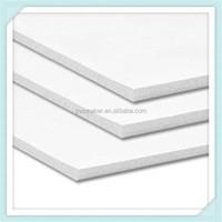 Green 2015 hot sale high quality pvc foam sheet white thickness 5mm