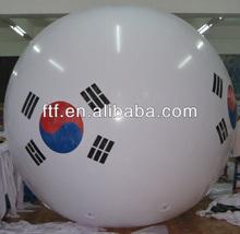 promoción globo de helio