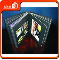 self adhesive sheets photo album