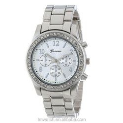 Top quality diamond watch day model