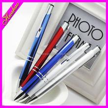 Wholesale Premium Quality Custom Printing Logo Stationary Gift Pen Custom Metal Pen