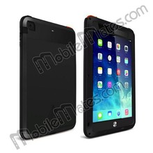 LOVE MEI Waterproof Case for iPad Air, Aluminium Gorilla Glass Hybrid Case for iPad Air Love mei Case
