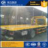 CN HuBei Suizhou CLW factory supply 5.6meters 4*2 flatbed wrecker tow trucks for sale