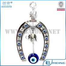 Nazar Charms of Turkey Blue Evil Eyes Hanging Allah Lucky Decoration