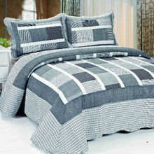 Cheap Cotton Embroidery Name Brand Bedding Set