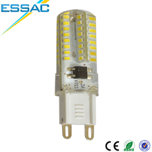 small size epoxy resin glue 360 degree 3w 5w bulb g9 led lamp