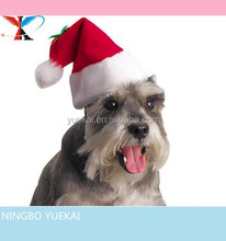 Holiday Gift Ideas for Pets ---pet Christmas hat