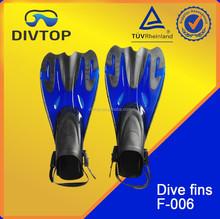 Diving open heel Fins scuba gear