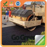 Road wearing course repair use asphalt cold mix layer with 0.7cm thickness