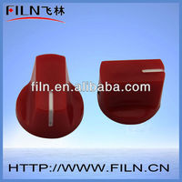 Red FL12-20 door gear shift drawer knobs for trucks covers