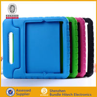 New Portable Cute foam handle Case for iPad 2 3 4 kids