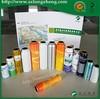 packaging use aluminum cosmetic aerosol can