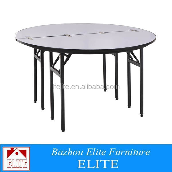 For restaurant cheap portable solid folding table ikea for Table cuisine retractable