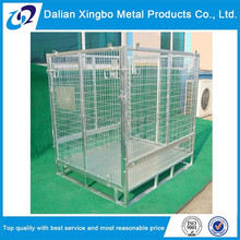 2015 heavy indusrtial metal cage wire cage used for storage