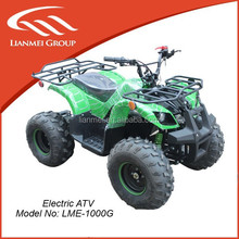 electric 4 wheeler for sale with fashion shape 1000w