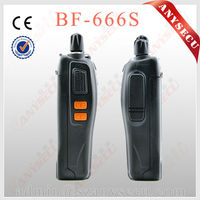 professional BF-666S security guard equipment two way radio