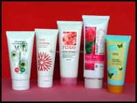 hand cream packaging tube for girl,pink girl tube