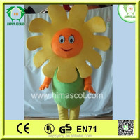 HI EN71 supplier hot sale flower fancy dress costumes, cosplay costumes, used mascot costumes for sale
