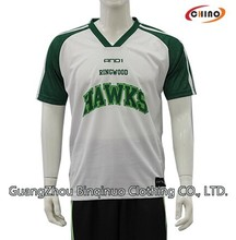 Sportswear Silk Screen Basketball Top
