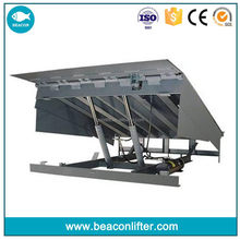 Customized top sell mobile engine dock ramp