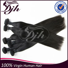 Raw material good price factory made human hair extension bulk buy from china