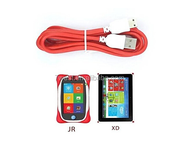 1 M 3 pies de sincronización <span class=keywords><strong>cable</strong></span> cargador para NAB Kids Tablet Jr y XD