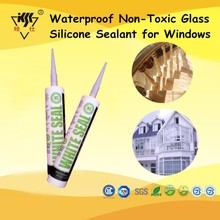 Waterproof Non-Toxic Glass Silicone Sealant for Windows