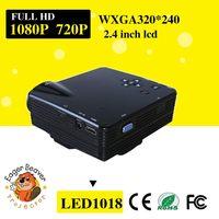 Led projector 12v trade assurance supply pocket projector