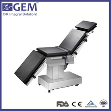 ET300 hydraulic manual operating table price hospital operating table stainless steel surgical instrument table