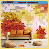 Custom wallpaper printing, flower wallpaper designs, modern wallpaper design