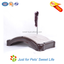 2015 new products in china cat scratcher tops pet products cat tree