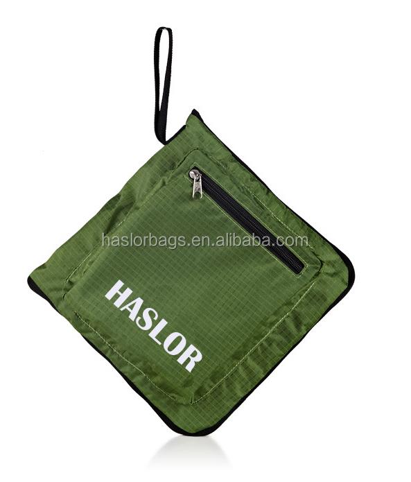 Nylon imperméable pliable voyage sac à vendre